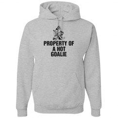 Property of a Hot Goalie