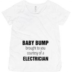 Electrician's Baby Bump