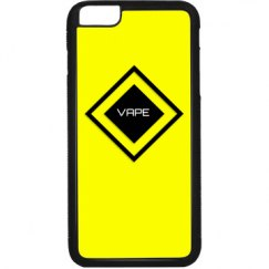 Yellow Vape IPhone6plus case