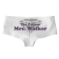 Custom Engagement Panties
