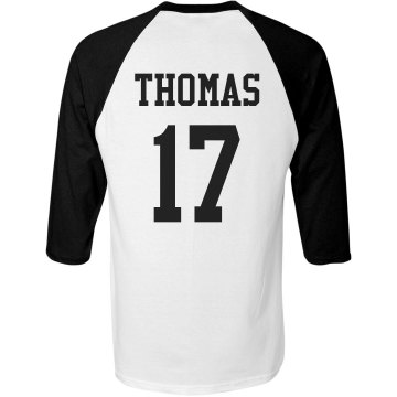 Custom baseball tee for Custom raglan baseball shirt