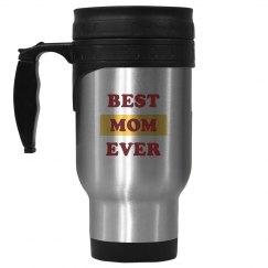 Best Mom Ever Travel Mug