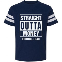 Straight outta money football