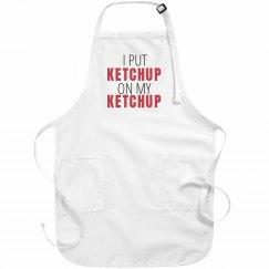 Kids Love Ketchup