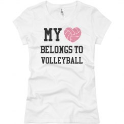 Love For Volleyball