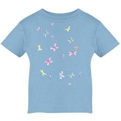 Many Butterflies Infant