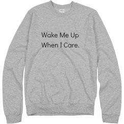When I Care