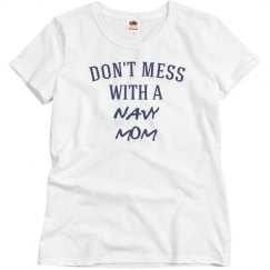 Don't mess with navy mom