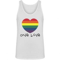 One Love - Unisex Tank