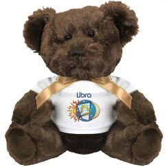 Libra Teddy Bear