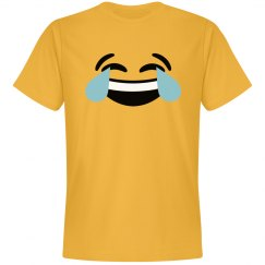 Emoji Laughing Hard Face Costume