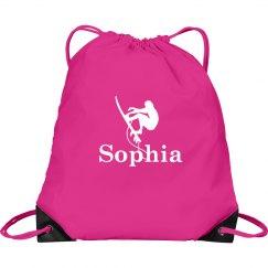 Custom Sophia Surf Bag