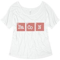 Chemistry Bacon