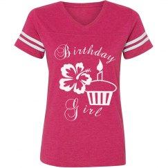 Island Birthday Girl