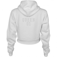 Cropped Queen Jacket