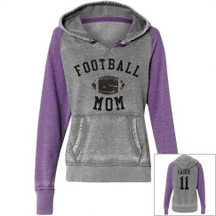 Football mom to a daughter!