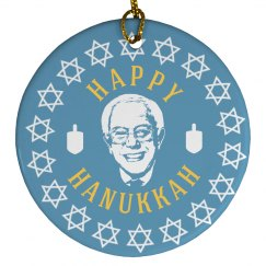 Happy Hanukkah Bernie