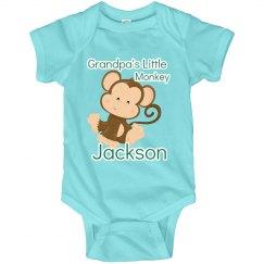 Grandpa's Little Monkey