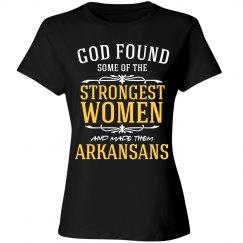 Strong Arkansan women