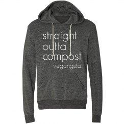 straight outta... hoodlum hoodie
