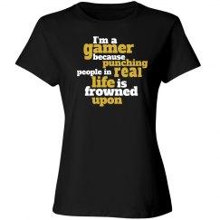 Gamer Girls Be Like