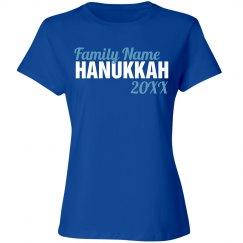 Hanukkah Family Reunion