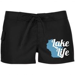Lake Life Board Shorts