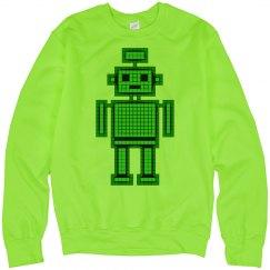 8Bit Bot Neon