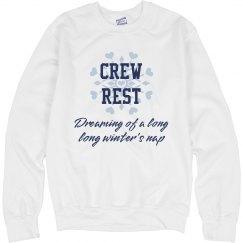 Snowflake Crew Rest