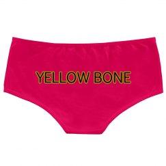 YELLOW BONE TWERK MAMI BOOTY SHO