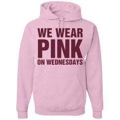 Wear Pink on W-Day