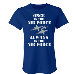Once in the Air Force