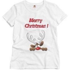 Merry Christmas Mens Tee