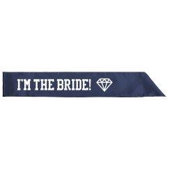 I'm The Bride Rhinestones