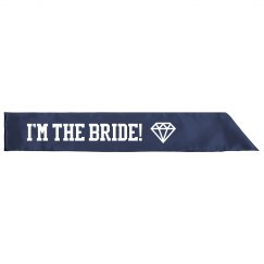Cute I'm The Bride With A Diamond