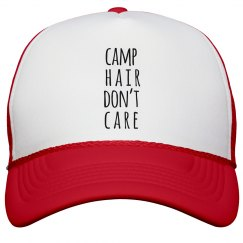 Camp Hair Don't Care Hat