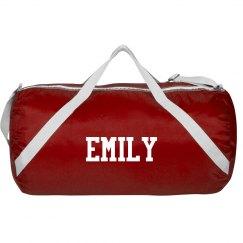 Emily sports roll bag