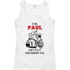 Paul can fix it!