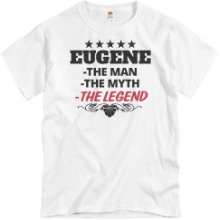 Eugene - The Man!
