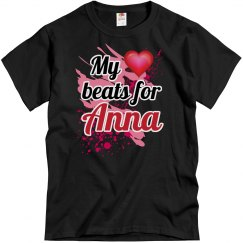 My heart beats for Anna