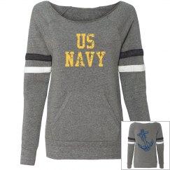 US Navy Distressed
