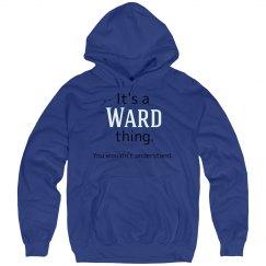 Its a ward thing