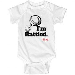 I'm Rattled Onesie