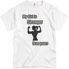 "Mens ""Stronger Girl"""