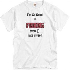 So good at Fishing