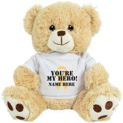 Military Hero Bear