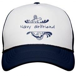 Navy Girlfriend Hat