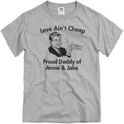 Love Ain't Cheap Dad