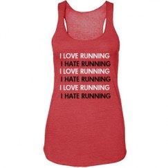 Love/Hate Running