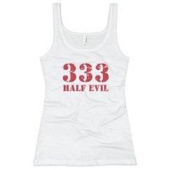 Half Evil Distressed